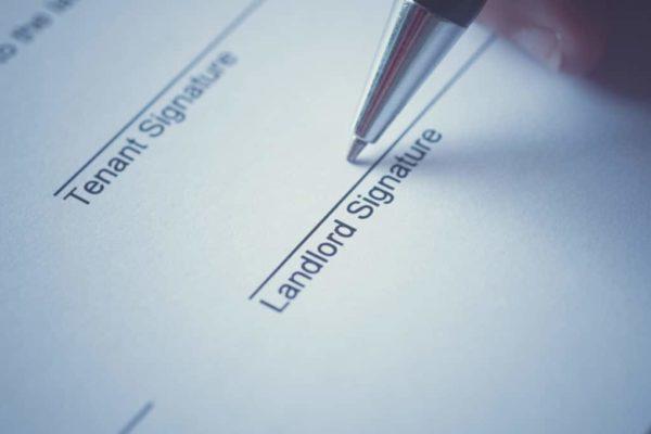 Landlord Signature
